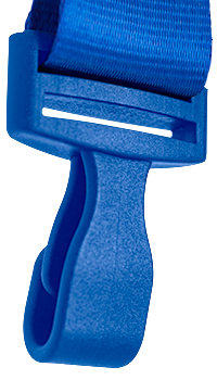 Plastic Hook (Blue)