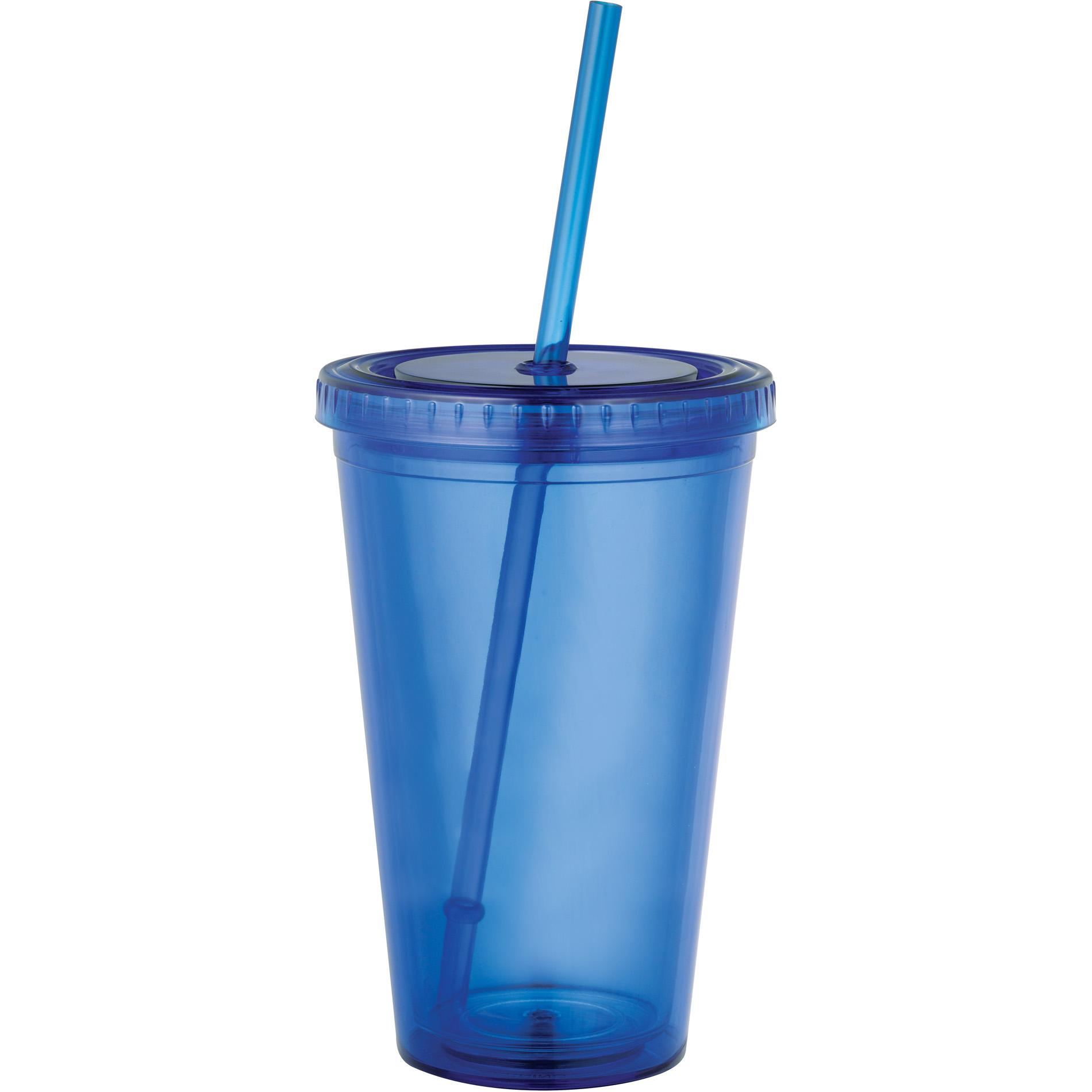Blue Tumbler - 16 oz.