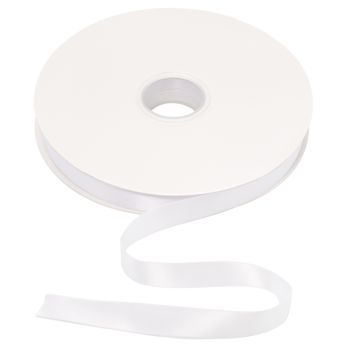 5/8 Inch Satin Rolls for Sublimation Cloth Wristbands - 100 Yards/Roll