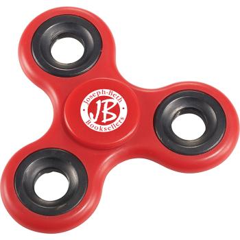 Bullet Fun Tri-twist™ Fidget Spinner