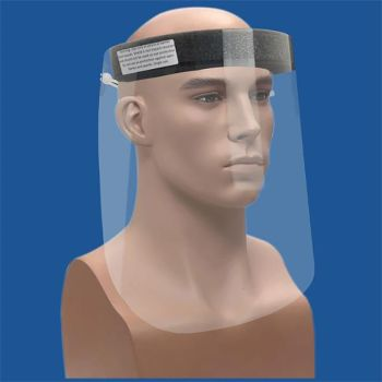Fog Resistant Face Shields