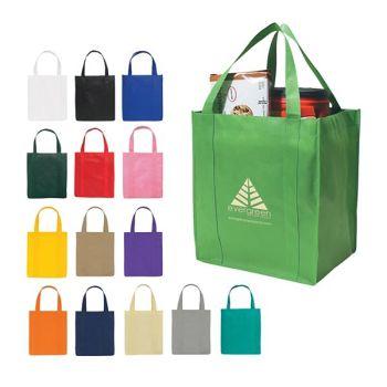Non-Woven Shopper Tote Bags