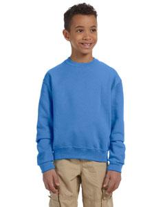Jerzees Youth 8 oz., 50/50 NuBlend® Fleece Crew