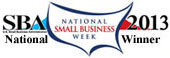 SBA National Small Business Winner